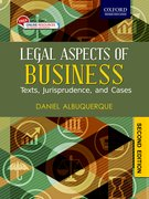 Cover for Legal Aspects of Business