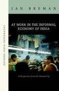 Cover for At Work in the Informal Economy of India