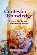 Cover for Contested Knowledge