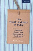 Cover for The Textile Industry in India