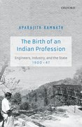 Cover for The Birth of an Indian Profession