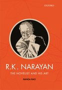 Cover for R.K. Narayan