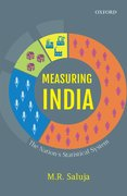 Cover for Measuring India