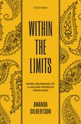 Cover for Within the Limits