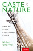 Cover for Caste and Nature - 9780199477562