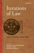 Cover for Iterations of Law