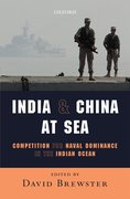 Cover for India and China at Sea