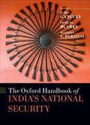 Cover for The Oxford Handbook of India