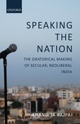 Cover for Speaking the Nation