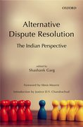 Cover for Alternative Dispute Resolution