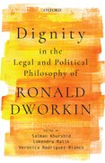 Cover for Dignity in the Legal and Political Philosophy of Ronald Dworkin