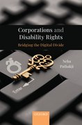 Cover for Corporations and Disability Rights