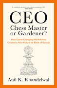 Cover for CEO, Chess Master or Gardener?