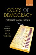 Cover for Costs of Democracy - 9780199487271