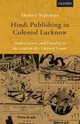 Cover for Hindi Publishing in Colonial Lucknow