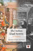Cover for The Indian Legal System