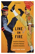 Cover for Line on Fire
