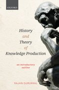 Cover for History and Theory of Knowledge Production