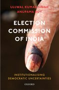 Cover for Election Commission of India