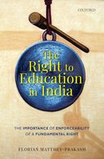 Cover for The Right to Education in India