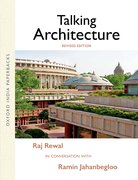 Cover for Talking Architecture