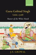 Cover for Guru Gobind Singh (1666-1708)