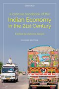 Cover for A Concise Handbook of the Indian Economy in the 21st Century