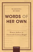 Cover for Words of Her Own