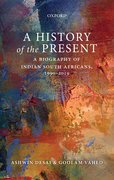 Cover for A History of the Present