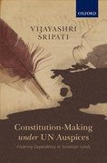 Cover for Constitution-Making under UN Auspices