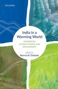 Cover for India in a Warming World