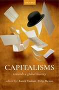 Cover for Capitalisms