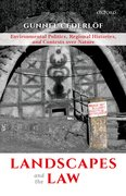 Cover for Landscapes and the Law
