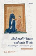 Cover for Medieval Writers and their Work