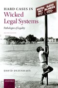 Cover for Hard Cases in Wicked Legal Systems