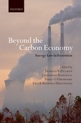 Cover for Beyond the Carbon Economy