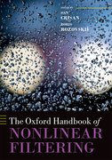 Cover for The Oxford Handbook of Nonlinear Filtering