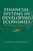 Cover for Financial Systems in Developing Economies