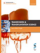 Cover for Transfusion and Transplantation Science