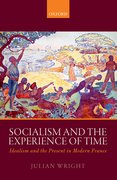 Cover for Socialism and the Experience of Time