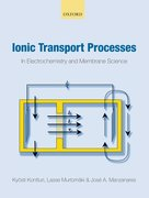 Cover for Ionic Transport Processes