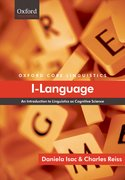 Cover for I-Language