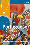 Cover for Oxford Take Off In Portuguese