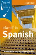 Cover for Oxford Take Off In Spanish