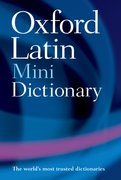 Cover for Oxford Latin Mini Dictionary