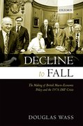 Cover for Decline to Fall