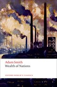 Cover for An Inquiry into the Nature and Causes of the Wealth of Nations