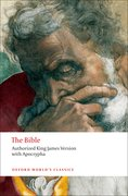 Cover for The Bible: Authorized King James Version