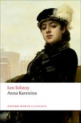 Cover for Anna Karenina