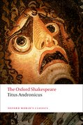 Cover for Titus Andronicus